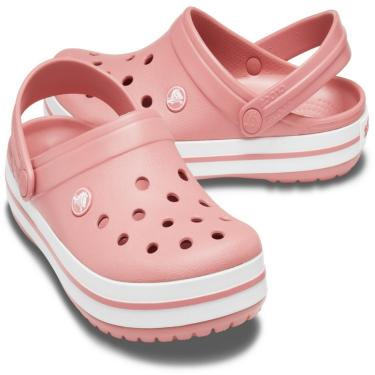 Sandália Crocs Crocband  Rose  feminino