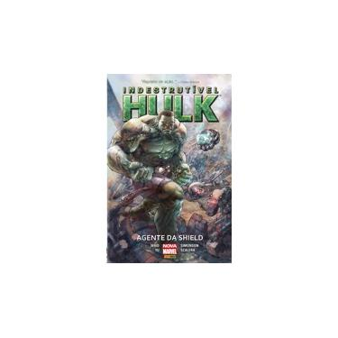 Indestrutível Hulk - Agente da Shield - Simonson, Walter;waid, Mark ;yu, Leinil Francis ; - 9788542603736