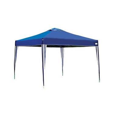 Gazebo Articulado Mor X-Flex Oxford 3531 3x3m - Azul