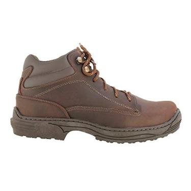 Coturno Country Hb Agabe Boots - 409.005 - Ch Tabaco - Solado de Borracha Coturno Country Hb Agabe Boots - 409.005 - Ch Tabaco - Numero:41