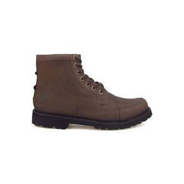 774d501ab Bota Masculina Timberland Leather High