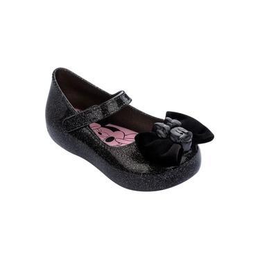 Sapatilha Menina Baby Minnie Lacos Grendene Kids 1-00404