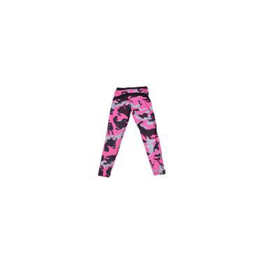 Bewine-Exercício das mulheres calças de camuflagem Bodycon poliéster de alta elástica calças calças