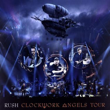 Clockwork Angels Tour (5Lp) [Disco de Vinil]