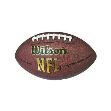 Bola De Futebol Americano Pro Wilson - Nfl 33accc725add7
