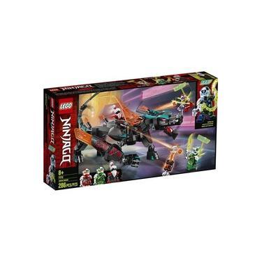 Lego Ninjago Batalha No Imperio Do Dragao 286 Peças 71713