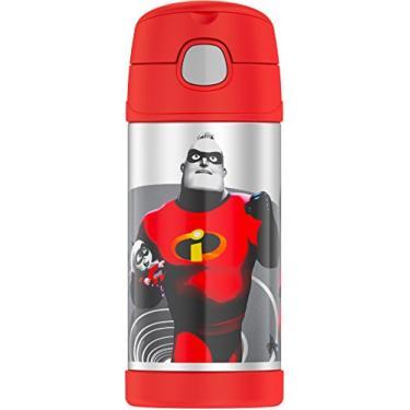 Garrafa Infantil Termica Thermos Funtainer 355ml (Incríveis)
