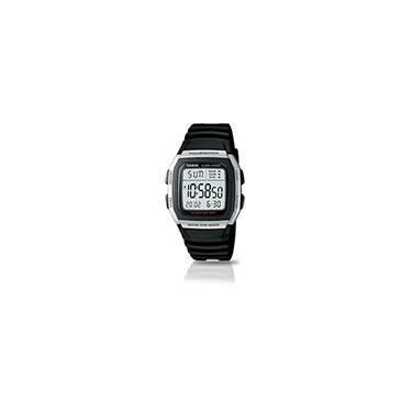 d6d207a61ab Relógio Masculino Casio Digital Esportivo W-96H-1AVDF