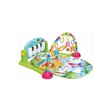 Imagem de Tapete de Atividades Ginásio com Piano Musical - 2262 Dican