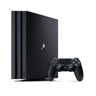 Playstation 4 Pro 1TB Preto