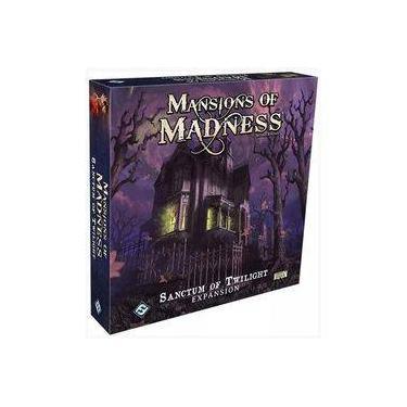 Mansions Of Madness Santuário Do Crepúsculo Galápagos