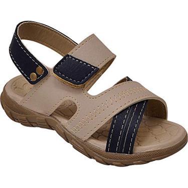 Sandália Papete Infantil Menino Raniel Calçados Ref.061031307 (27)