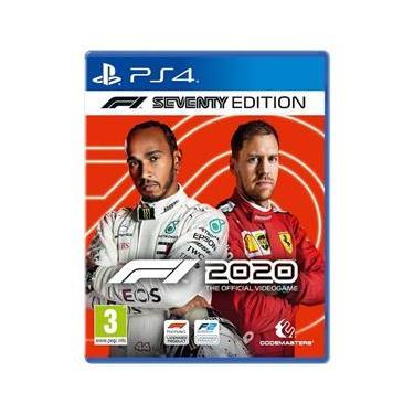 Jogo Formula 1 2020 - PS4 Mídia Física