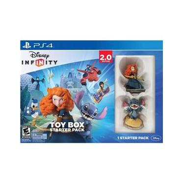 Disney Infinity Toy Box Starter Pack (2.0 Edition) PS4