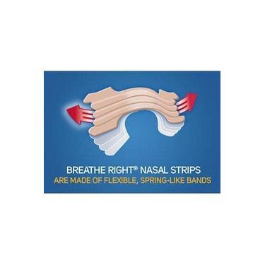 Imagem de Dilatador Nasal Respire Melhor Silent Pele Normal 10 Unidades