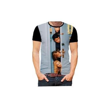 Camiseta Camisa Friends Amigos Séries Seriado Filmes Hd