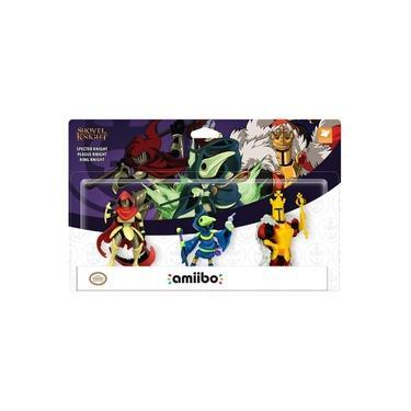 Amiibo Shovel Knight Treasure Trove 3-Pack - Nintendo Switch