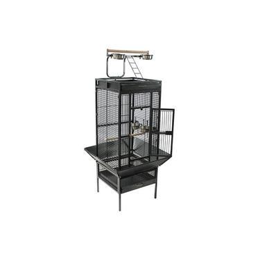 Viveiro para Araras Papagaios e Pássaros Pequenos em Geral 156x67x67 cm