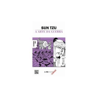 A Arte da Guerra - Col. L&pm Pocket Mangá - Nova Ortografia - Heihô, Sonshi No - 9788525428608