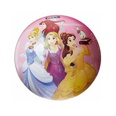 Imagem de Bola de Vinil Inflável - Princesas Disney - Zippy Toys