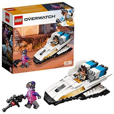 LEGO OVERWATCH-75970-TRACER VS.WIDOWMAKER