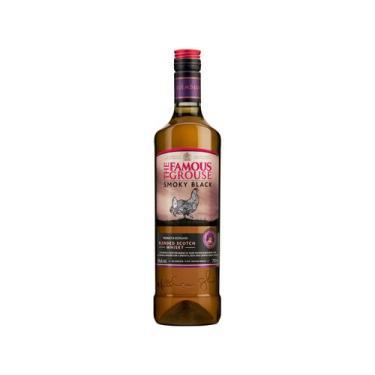 Whisky The Famous Grouse Escocês Smoky Black - 750ml