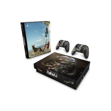 Skin Adesivo para Xbox One X - Fallout 4