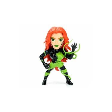 "Boneco Metals Die Cast 4"" - Poison Ivy #M373   Jada/DC"