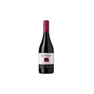 Vinho Tinto Pinot Noir 750ml Gato Negro
