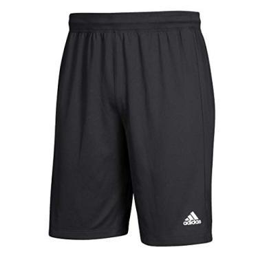 Bermuda Adidas Clima Tech, Black/White, Medium