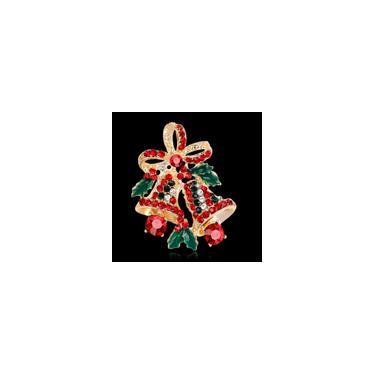 Sino de Natal broche AL063-C