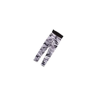 Imagem de Feminino Elástico Camuflagem Imprimir Esportes Yoga Calças Fitness Legging