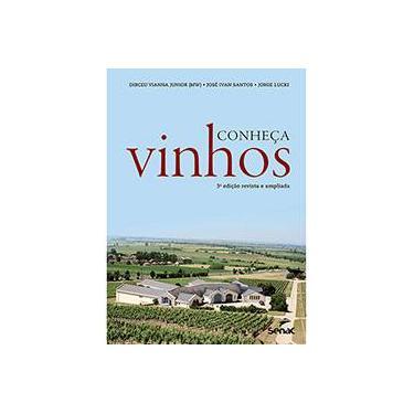 Conheça Vinhos - Capa Comum - 9788539608393