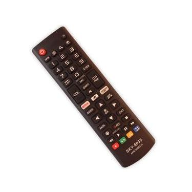 Controle Remoto TV LED LG Smart TV AKB75095315 (Genérico / Paralelo)