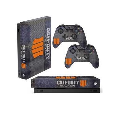 Skin Xbox One X Call of Duty Black Ops 4
