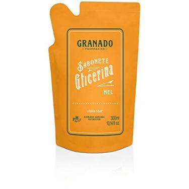 Granado Glicerina Mel Refil - Sabonete Líquido 300ml