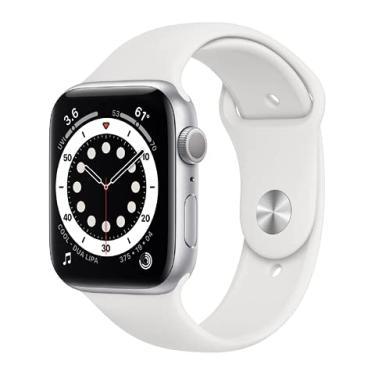 Imagem de Relógio Apple Watch Series 6 Prata M00D3