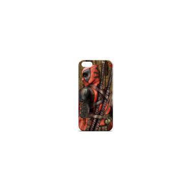 Capa Para Iphone 6 Plus De Plástico - Deadpool 2