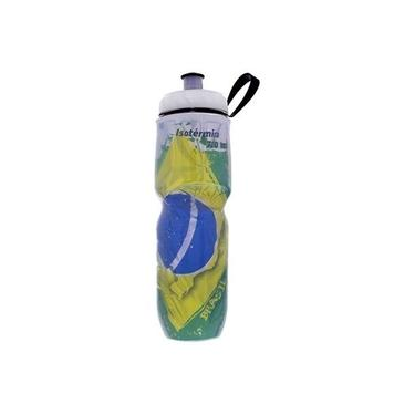 Garrafa Térmica Polar Bottle Edição Especial Brasil 710ml Caramanhola