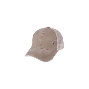 Yuanbbo Bonés de beisebol unissex, chapéu de algodão lavado e envelhecido, boné ajustável, Caqui, 55CM*60CM