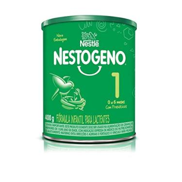 Imagem de Nestogeno Fórmula Infantil 1, 400g