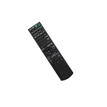 Controle remoto de substituição HCDZ para Sony MHC-GZR88D MHC-GZR777D MHC-GZR888D HCD-ZX80D LBT-ZX100D LBT-ZX80D MHC-GN1000D Mini DVD Hi-Fi System