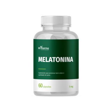 Imagem de Melatonina 5 mg 60 cápsulas