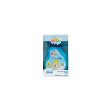 Imagem de Água de colônia para bebes muriel baby 100 ml azul