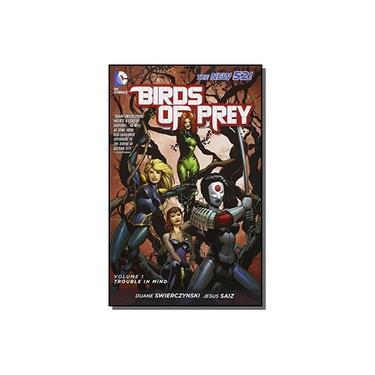 Birds Of Prey - Dc Comics