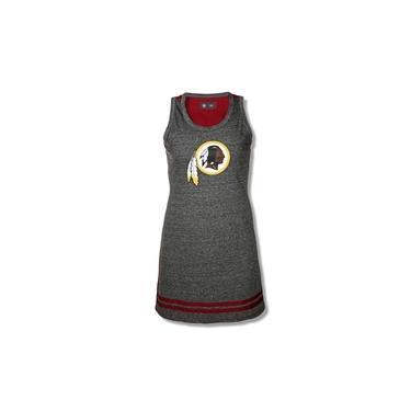 Vestido Washington Redskins Nfl Vermelho Esc/mescla Negro New Era
