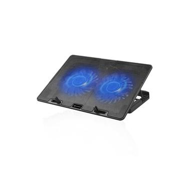 "Imagem de Base Refrigedora para Notebook 15.6"" NBC-50BK 2 Coolers, 5 Posições, USB - C3TECH"