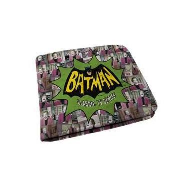 Carteira Pu Dco Movie Joker All Faces Colorido 9 X 12 Cm