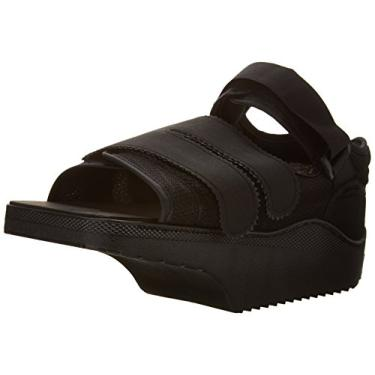 Sapato de cura Ortho Wedge, Preto, Medium