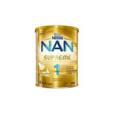 Leite Em Pó Nan Supreme 1 Com 800 Gramas